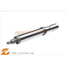 Composants de vis Injection de buse de baril à pointe de vis