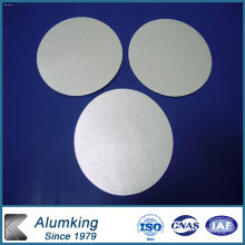 Deep Draw Aluminium Circle para cocinas