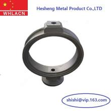 Vanne coulée en fonte d'acier à cire perdue en acier inoxydable