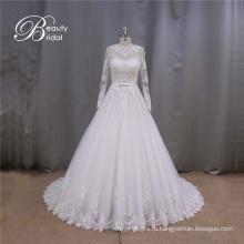 Новый стиль длинные свадебное платье свадебное платье свадебное платье