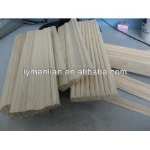 cadre en bois de peuplier / accessoires de meubles en bois