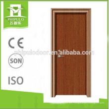 Puertas interiores ignífugas de diseño más reciente para casas hechas en china