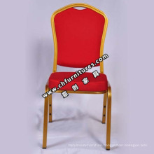 Red Aluminum Frame Banquet Chair (YC-ZL82)