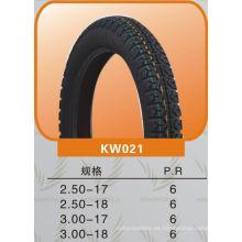 3 ruedas neumáticos de carreras de motos neumático alta neumáticos de la motocicleta de velocidad