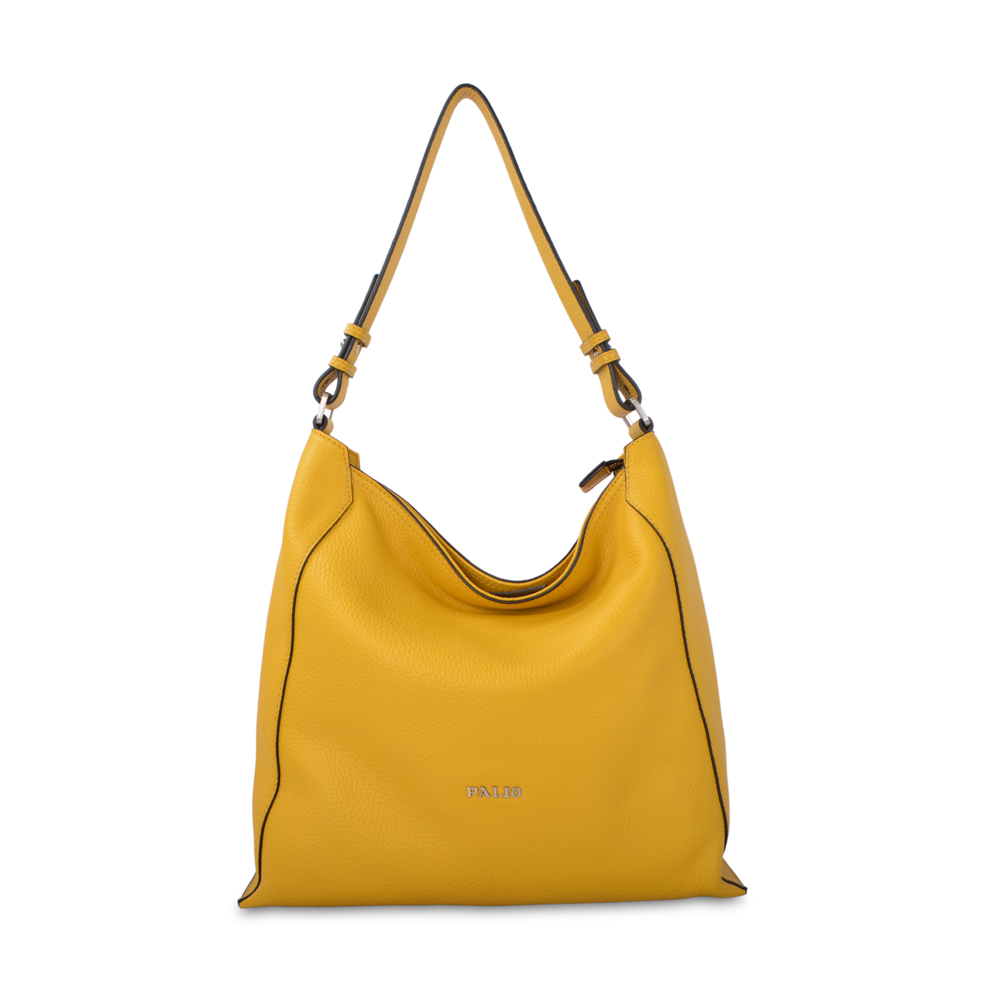 Luxury women leather hobo bag leather diaper bag for sale