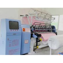 Quilt Making Garment Machine Ponto de bloqueio Multi agulha Quilting Machine