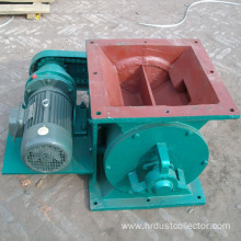 Star loader and powder impeller feeder