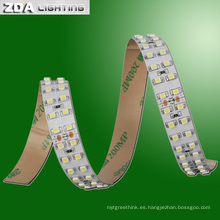 Lámpara de tira LED de doble fila SMD3528