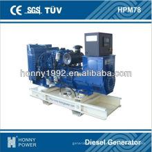 70KVA 56KW 60Hz generador, HPM78, 1800RPM