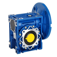 NMRV 063/050 Ratio 5:1 to 100:1 Speed Reducer Right Angle Worm Gearbox