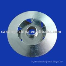 casting hydraulic pump parts