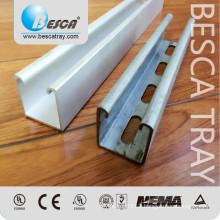41*41mm Unistrut type Metal Strut Channel Supplier Manufacture Certifications