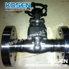 Stainless Steel Flanged Ends Gate Valves (Z41)