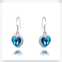 Crystal Jewelry Fashion Accessories Alloy Earring (AE308)