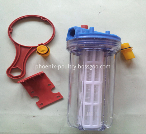 Poultry Drinking System Water Purification Filter