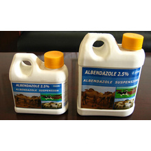 High Quality 2.5% & 10% Albendazole Solution