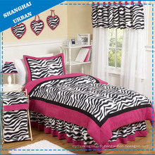Leopard Bedding Duvet (ensemble de couverture)