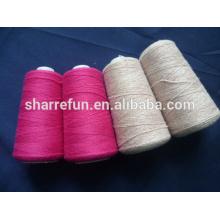 Good quality 100% wool anti-pilling knitting cheap wool yarn