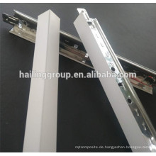 Hochwertiges galvanisiertes verschobenes Metalldecken-T-Gitter