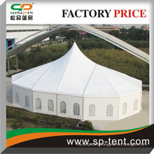 big wedding tents for sale 20x29m with High Peak and Polygon Ends