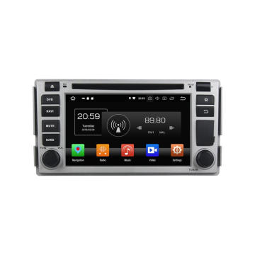 High Quality Car DVD Player Navigator Santefe 2005