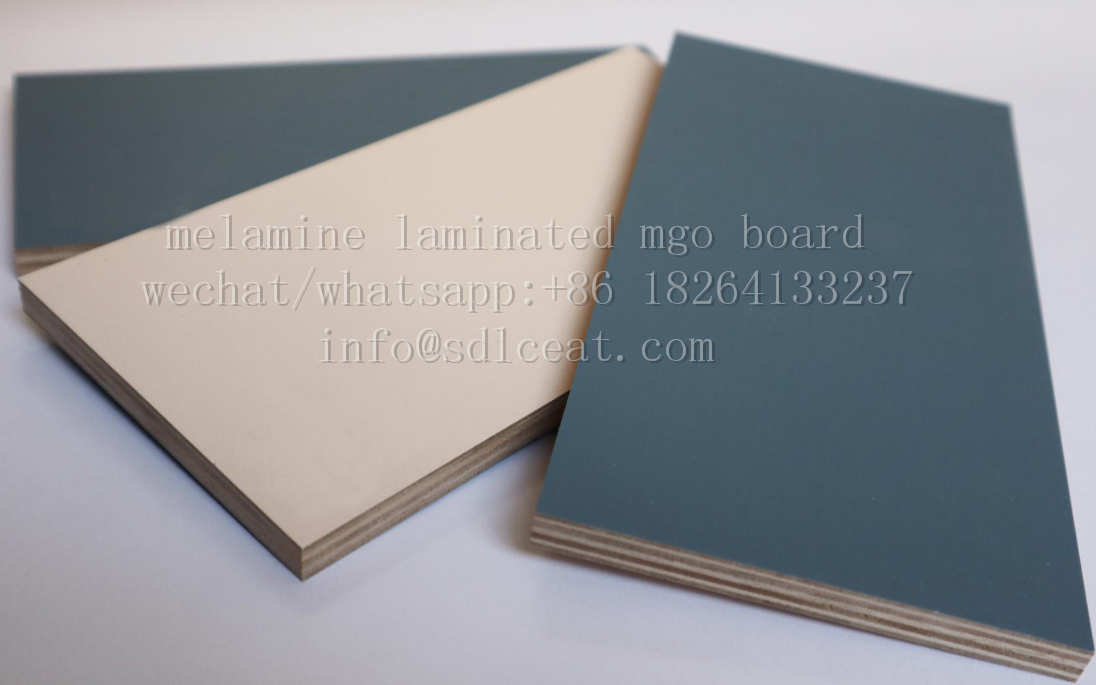 melamine laminated mgo boards