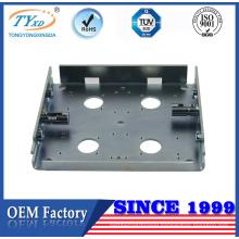 Modern design aluminum sheet metal case fabrication /Custom Sheet Metal &amp Enclosures