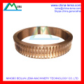 Precision Copper CNC Machining Part