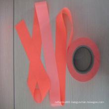 hi viz colored safety ordinary polyester fabric