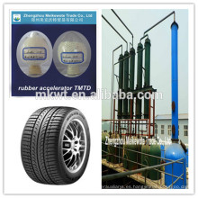 acelerador TMTD (CAS NO.:137-26-8) para distribuidores de productos químicos de Europa