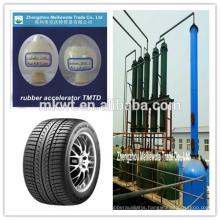 accelerator TMTD (CAS NO.:137-26-8) for Europe chemicals distributors