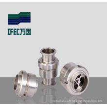 Vanne de contrôle de soudure en acier inoxydable (IFEC-ZH100005)