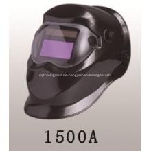 Schleifen Elektrische Schweißer Gesichtsmaske