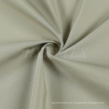 Compuesto de tela de Pongee de poliéster con Jacquard para chaqueta
