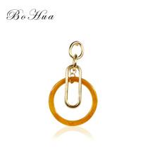Grande venda de brincos grandes para senhoras, joias geométricas oval