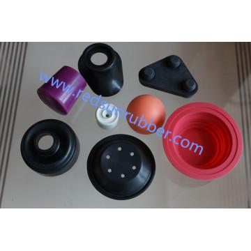 Produits en caoutchouc moulé en silicone
