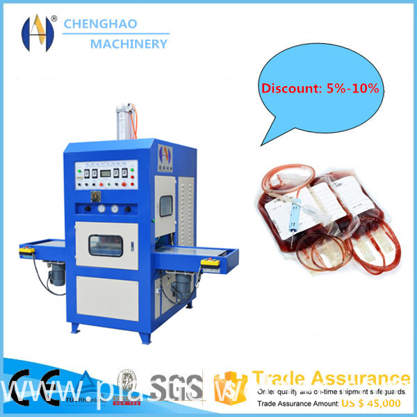 medical bag welding machine