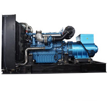 Well Quality 60Hz 650kva 520kw Electric Diesel Generator Powered By Baudouin Engine 6M33D633E201 Price for Crusher Use