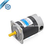24v 90v 220v 250w 104mm brushed dc gear motor with reduction gear