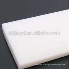 Folha plástica do PE da resistência de corrosão, venda por atacado da folha do polietileno