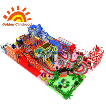 Rainbow Candy Indoor Playground Equipment en venta
