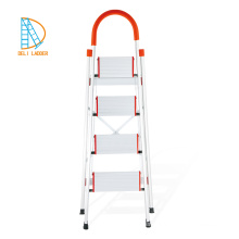 Household Aluminum step Ladder with handrail and sponge
