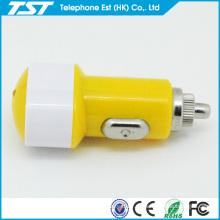 Fabrik Großhandels-kundengebundenes bewegliches Mini-USB-Auto-Aufladeeinheit