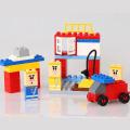 43PCS neueste ABS intelligente Spielzeug-Baustein