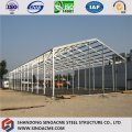 Low Cost Prefab Light Structural Diary Farm Shed/Construction