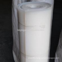 high temperature transparent silicon mat