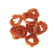 Duck ring circle chicken ring dog treats for dogs