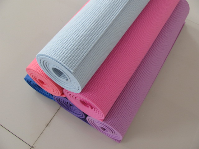 Plain Yoga Mat 5