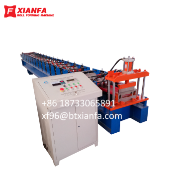Standing Seam Logam Atap Panel Tile Forming Machine