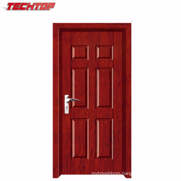 Tpw-019A China New Style Low Price Cheap Bedroom Wooden Door